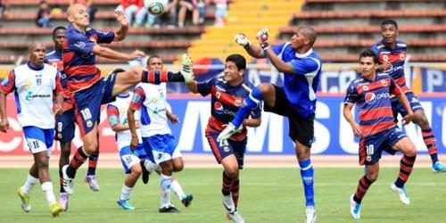 Deportivo Quito sigue liderando la Copa Credife