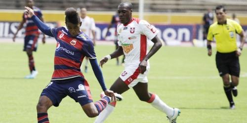 Deportivo Quito sigue primero en la Copa Credife
