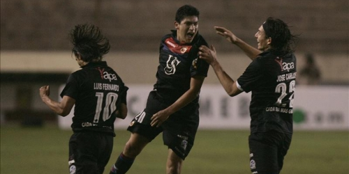 Deportivo Quito siguen invicto en la Copa Credife