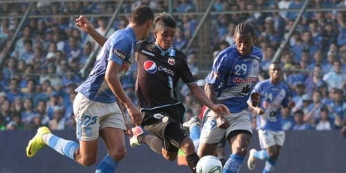 Deportivo Quito tomó ventaja en la final de ida