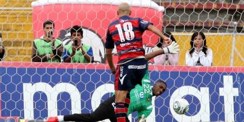 Deportivo Quito y Liga de Quito empataron en el clásico