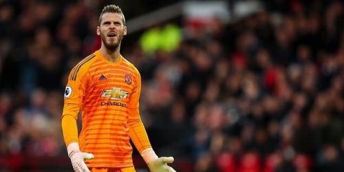 DT del Manchester United cree que De Gea no continuará con el equipo
