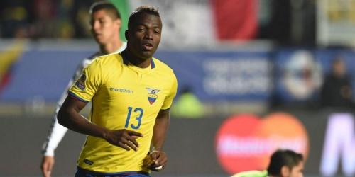 Ecuador eliminó a México y sueña con clasificar (2-1)