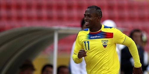 Ecuador goleó a Jamaica en partido amistoso