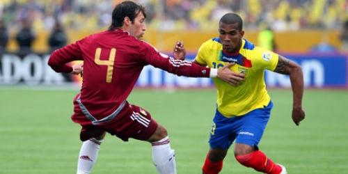 Ecuador venció a Venezuela y empezó con pie derecho