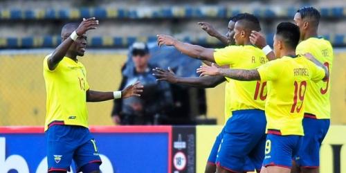 (VIDEO) Eliminatorias, Ecuador goleó y hundió a Chile en la tabla de posiciones