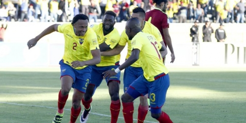 (VIDEO) Eliminatorias, Ecuador goleó a Venezuela y escaló al tercer lugar de la tabla