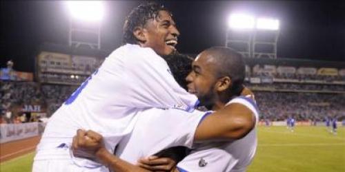 Ecuador y Honduras empataron en partido amistoso