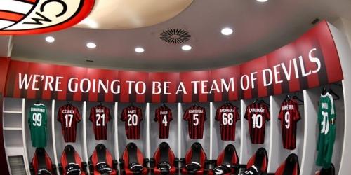 El AC Milan de Gatusso visita el Olímpico de Roma