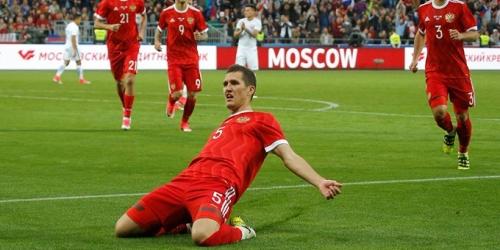 El anfitrión presenta su lista provisional de jugadores para Mundial Rusia 2018