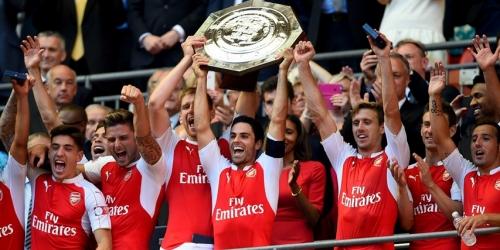 El Arsenal se llevó la Community Shield (VIDEO)