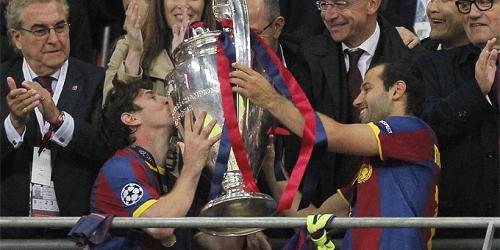 El Barcelona es el nuevo campeón de Europa