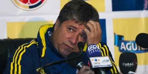 El 'Bolillo' Gómez renunció como DT de Colombia
