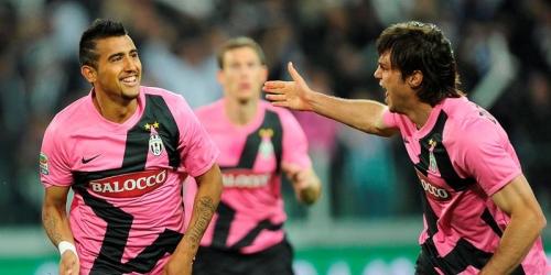 El chileno Vidal hace más líder a la Juventus