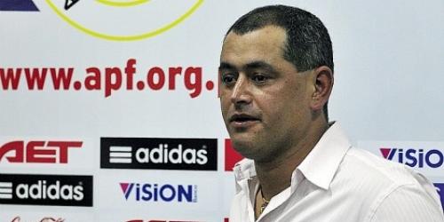El 'Chiqui' Arce es el nuevo entrenador de Paraguay