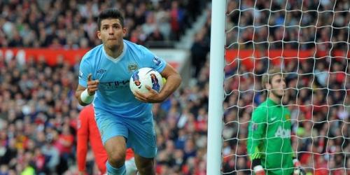El City aplastó al United y lidera la Premier League