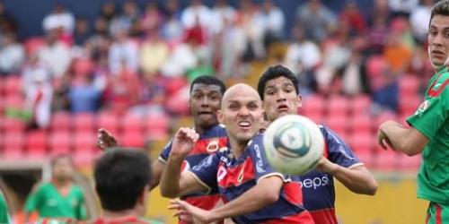 Deportivo Quito sigue de líder con puntaje perfecto