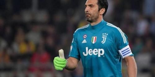 El emblemático arquero italiano Buffon deja la Juventus