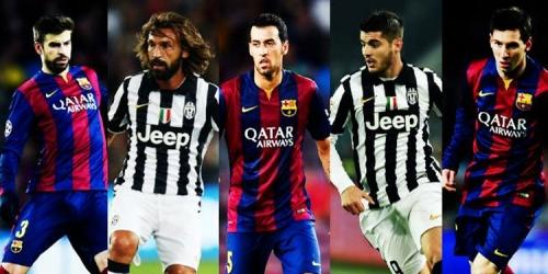 El equipo ideal de la UEFA Champions League