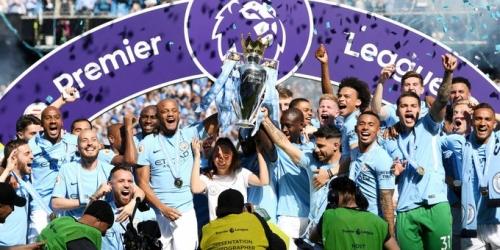 El Manchester City finalmente levanta el título de la Premier League
