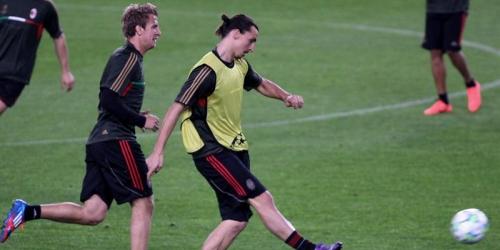 El Milan ensaya desde el punto de penalti
