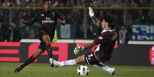 El Milan gana en Brescia y acaricia el 'Scudetto'