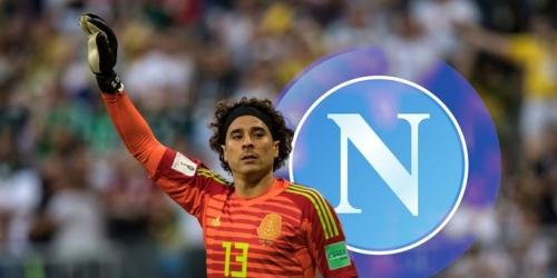 El Napoli tras los pasos de Memo Ochoa