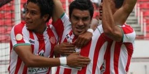 El Necaxa se clasificó a las semifinales de la Liga de Ascenso