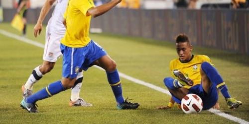 El 'nuevo Brasil' ganó 2-0 a Estados Unidos en amistoso