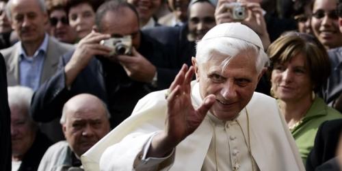 El Papa conocerá el resultado del Alemania-España el jueves