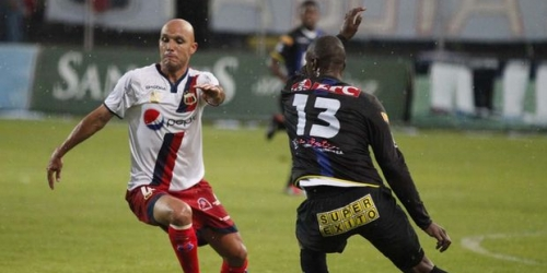 El Deportivo Quito sigue intratable en la Copa Credife