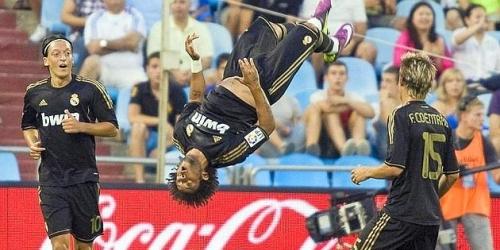 Real Madrid y Barcelona arrancan la Liga con goleadas