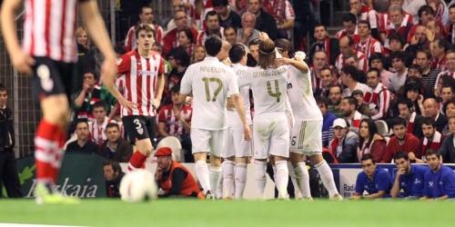 El Real Madrid se proclama campeón de la Liga BBVA