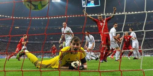 El Real Madrid tropieza en la maldición de Múnich