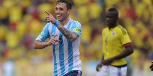 Eliminatorias, Argentina venció a Colombia 1-0 (VIDEO)