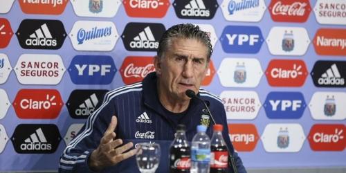 Eliminatorias, Bauza convocó a 25 jugadores para los partidos de Argentina