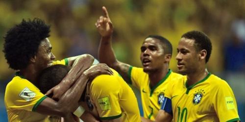 Eliminatorias, Brasil volvió a zona de clasificación (VIDEO)