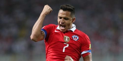 Eliminatorias, Chile ganó y sigue invicto (VIDEO)