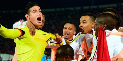Eliminatorias, Chile y Colombia igualaron 1-1 (VIDEO)