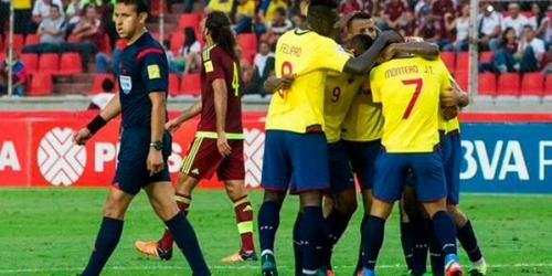 Eliminatorias, Ecuador ganó y sigue con puntaje ideal (VIDEO)