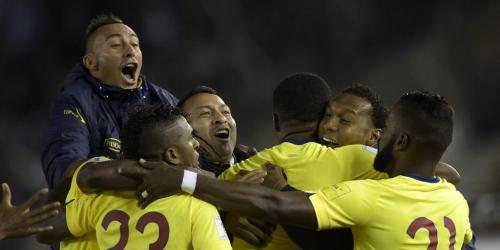 Eliminatorias, histórica victoria de Ecuador en Argentina (VIDEO)