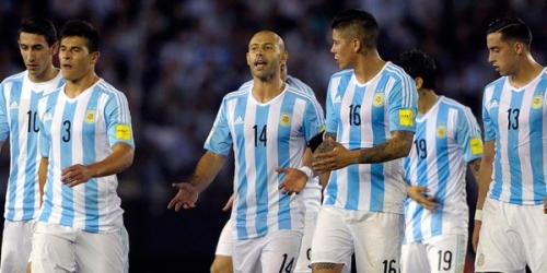 Eliminatorias, lista de convocados de Argentina