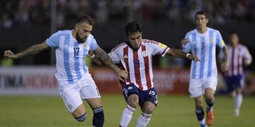 Eliminatorias, Paraguay y Argentina empataron en Asunción (VIDEO)