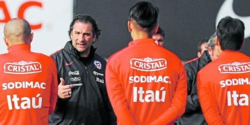 Eliminatorias, Pizzi entregó la nómina de 'extranjeros' de Chile para los próximos partidos