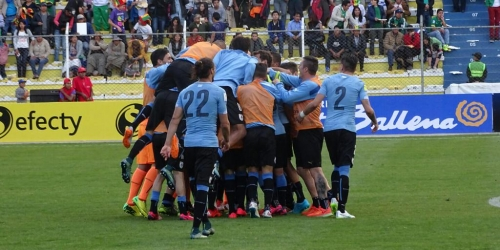 Eliminatorias, Uruguay venció a Bolivia 2-0 (VIDEO)
