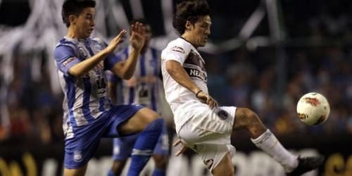 Emelec fue derrotado de local en la Copa Libertadores