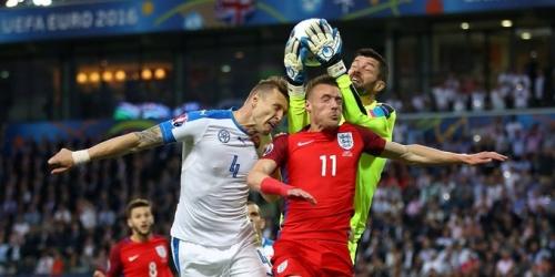 (VIDEO) Eurocopa, Inglaterra clasificó a Octavos de Final al empatar con Eslovaquia