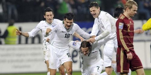 Eslovenia derrota a Nueva Zelanda en partido de preparación
