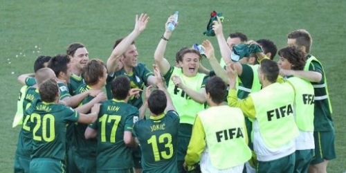 Eslovenia logra primer triunfo en Mundiales ante Argelia
