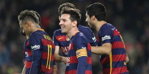 España, el Barcelona golea 7-0 al Valencia (VIDEO)